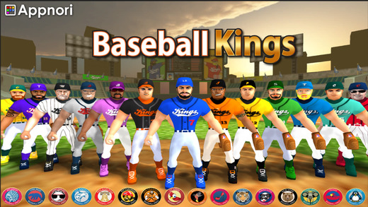 Baseball Kings screenshot 1