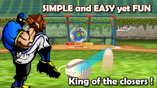 Baseball Kings screenshot 2