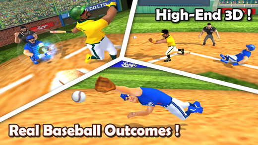 Baseball Kings screenshot 3