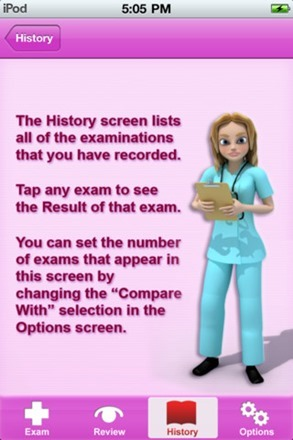 Breast Self Exam - Top Breast Cancer iOS Apps