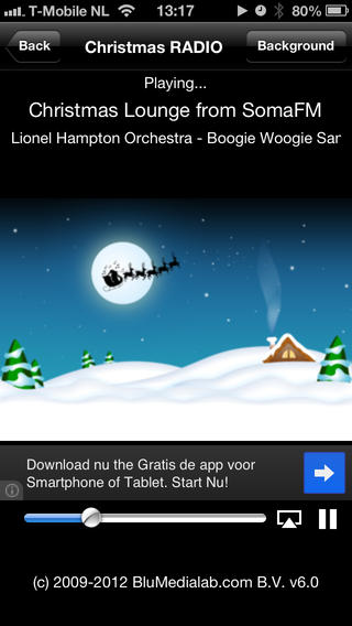 Christmas Radio - Apps For The Christmas Season