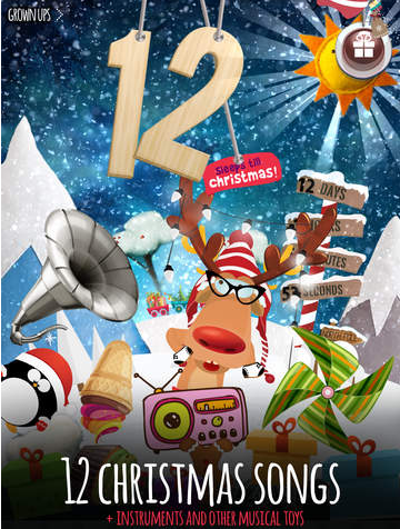 Christmas Santa Countdown - christmas apps for kids