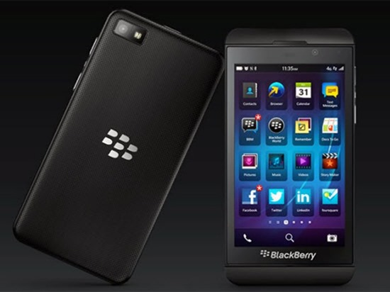 Features Of The Blackberry Z10