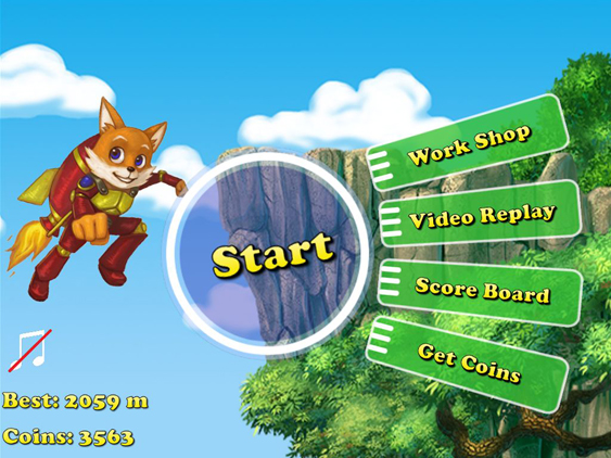 Fox Tales screenshot 1