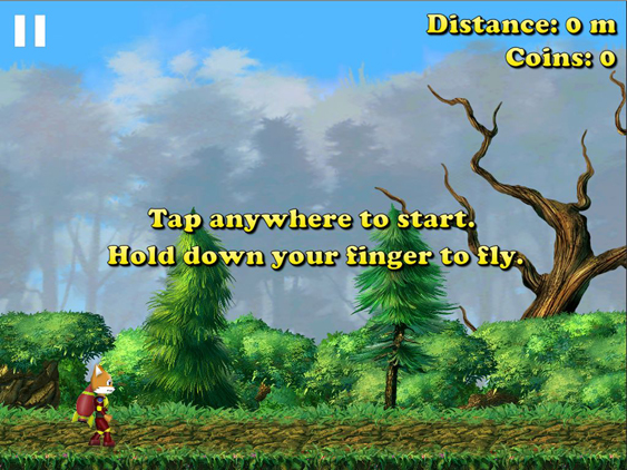 Fox Tales screenshot 2