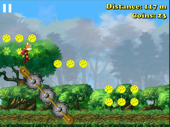 Fox Tales screenshot 3