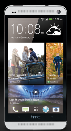 HTC One - Best Smartphones to Purchase this October