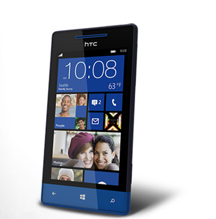 HTC Windows Phone 8S Device