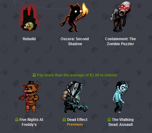 Halloween Humble Mo-Boo!-ile Bundle