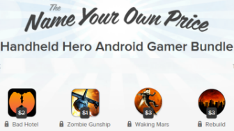 Handheld Hero Android Gamer Bundle Brings 7 Great Games at your Price