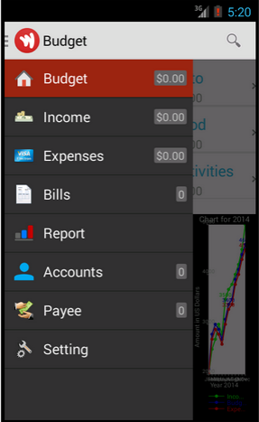 Home Budget Management - home budget app