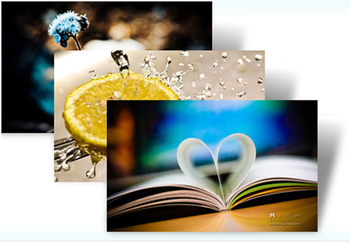 captured moments - New Windows 7 Themes