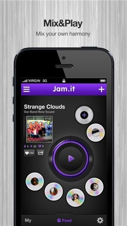 Jam It - Newest iPhone Apps