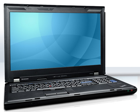 Lenovo ThinkPad W700DS - most expensive laptops