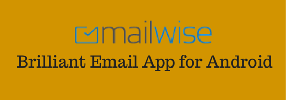 Mailwise email app