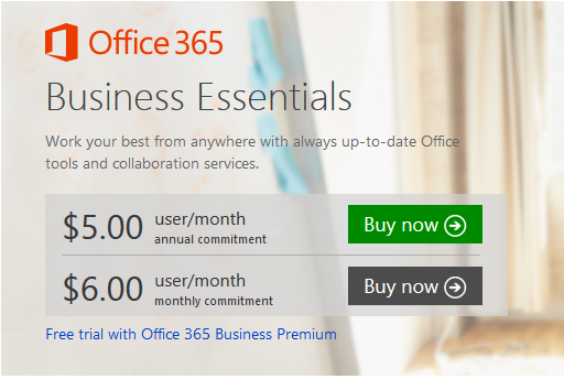 Office 365 packages freshly launched by microsoft for smbs - What is office 365 for business ...