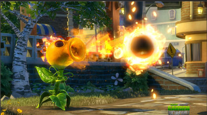 Plants vs. Zombies Garden Warfare theme