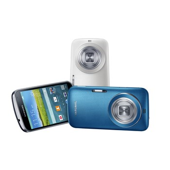 Samsung Galaxy K Zoom trio