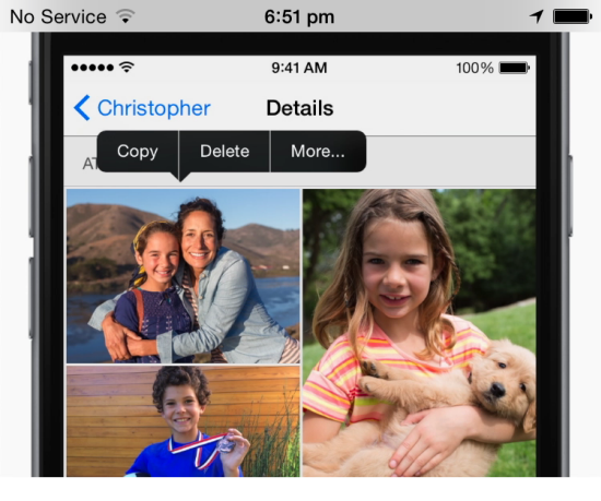 iOS 8 tips - Save Photos from Messages