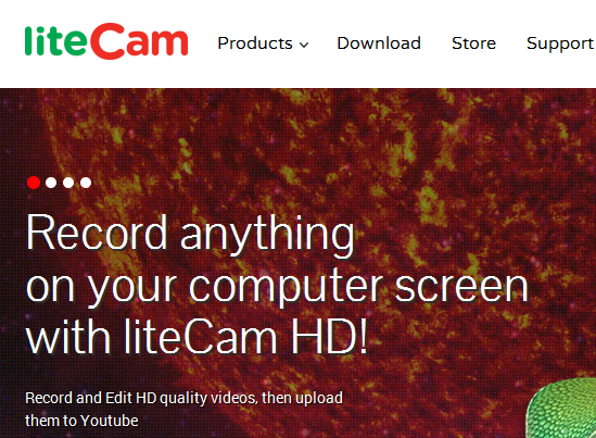 Screen Recorder Windows 8 Tools - litecam