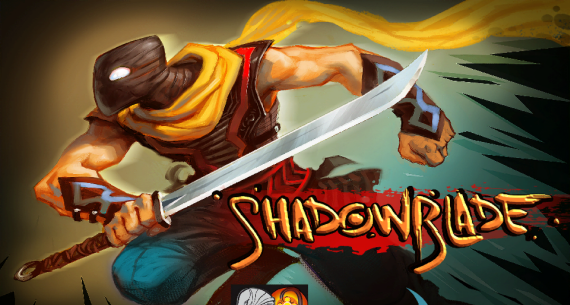 Shadow Blade Main Screen
