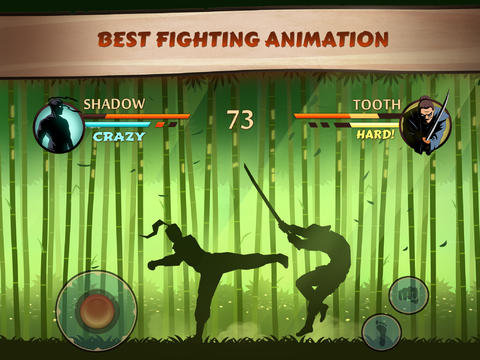Shadow Fight screenshot 1
