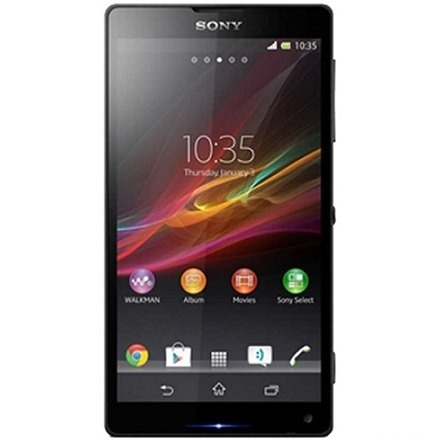 Sony-Xperia-ZL - Smartphones with 13 MP Camera