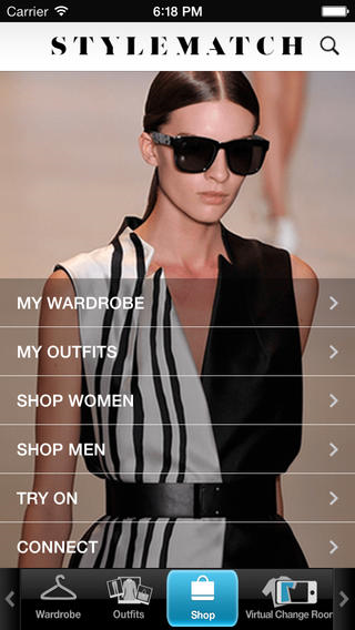 Stylematch  - virtual closet app