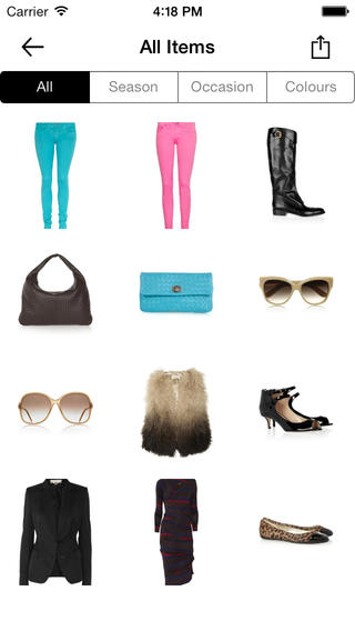 Stylematch screenshot 2