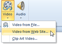 Cool Ways to Insert Videos in Your Presentation - video from website_thumb