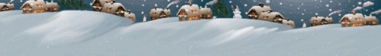 Animated A Toon Town Christmas
