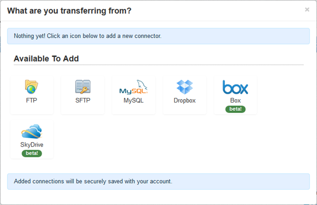 How to Transfer Files Between Dropbox and SkyDrive