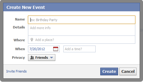 How to Promote Events Through Facebook