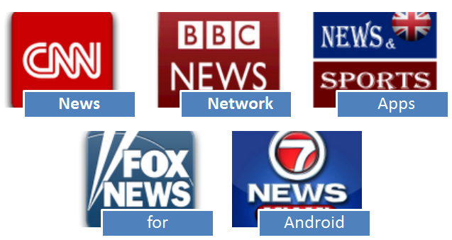 13 News Networks On Your Android Mobile