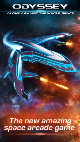 Odyssey – Alone Against the Whole Space: iPhone App Review
