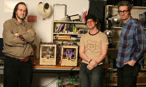 makerbots - future of 3D printing