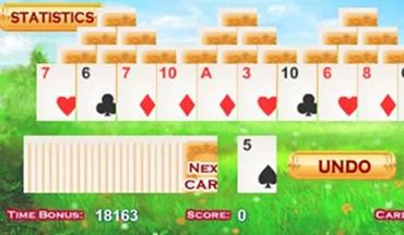 Castle Solitaire - HTML5 Games on Windows Phone