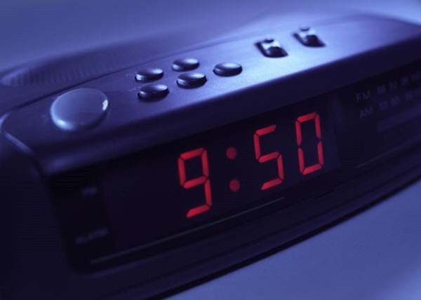 digital clock - embedded computer systems