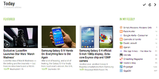 Feedly - RSS Feed Reader Apps