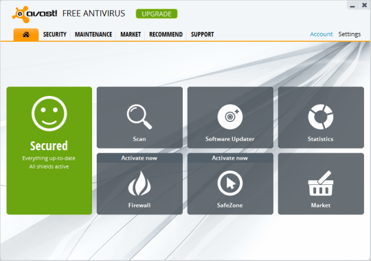 New Features of Avast Free Antivirus 8 Software