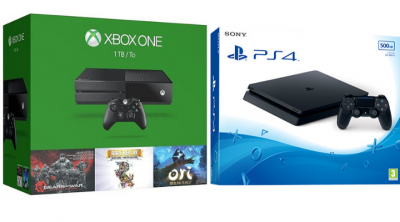 Comparing the Xbox One and Playstation 4 - TATFI