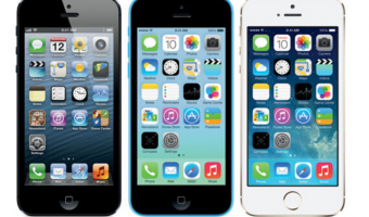 iPhone 5S and iPhone 5C - TATFI