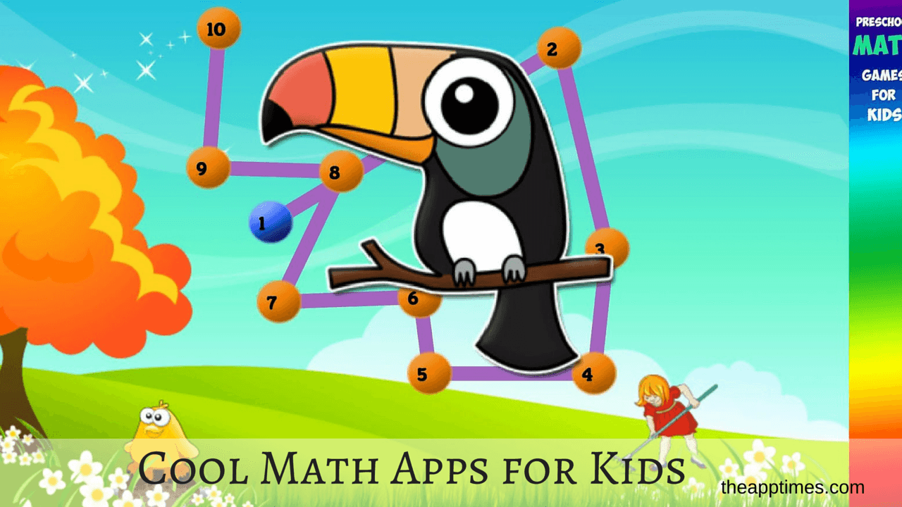 Math Apps for Kids to Learn Math the Fun Way