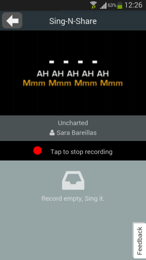 Karaoke App for Android Sing N Share Review
