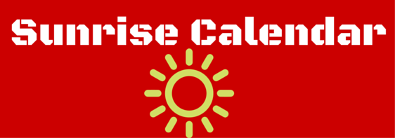 Sunrise Calendar App for Android Review