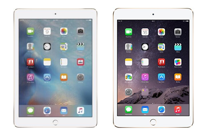 iPad Air 2 and iPad Mini 3 - TATFI
