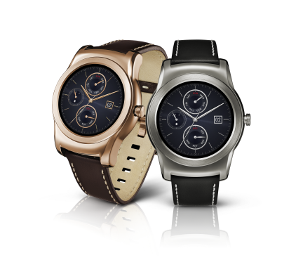 Luxury Android Smartwatch LG Watch Urbane
