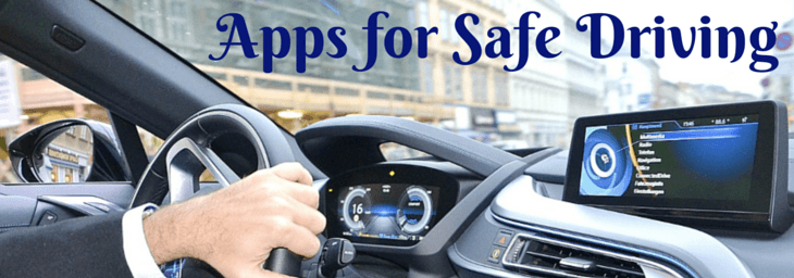 apps for save driving