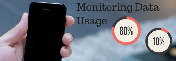 How to Check Data Usage from iOS 8 Notification Center