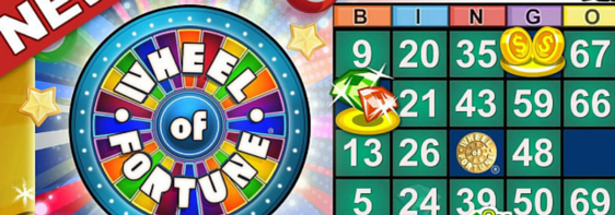 bingo bash game review for android  wheel of fortune